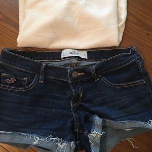 Women's Hollister Jean Shorts
